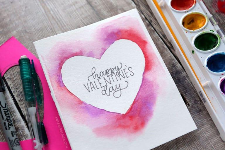 Heartfelt yet easy DIY Valentine's Day gift ideas