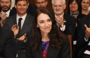 Female leadership advantage Jacinda Ardern